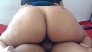 Porno en Casa Con Mega Nalgona a 1080p